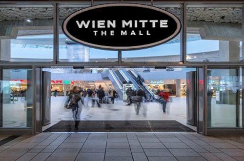 """EKZ Wien Mitte """"The Mall"""" (1030 Wien)"""