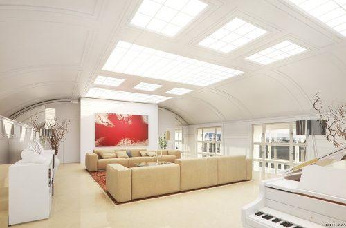 Dachgeschossausbau und Haussanierung Zollergasse (Wien)
